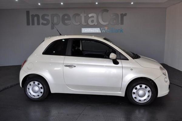 2011 Fiat 500 1.2  Gauteng Pretoria_0
