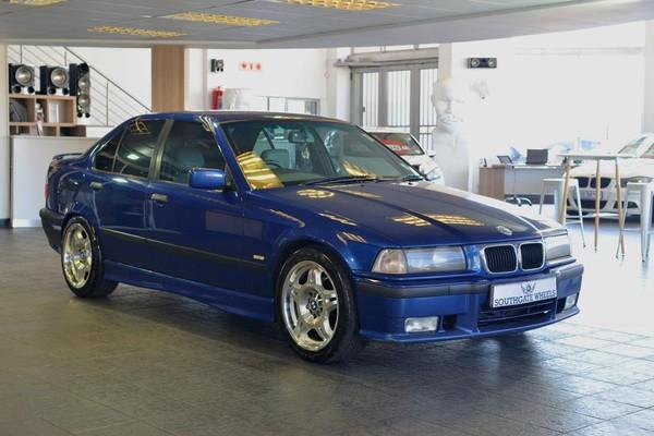 1998 BMW 3 Series 323i e36  Gauteng Johannesburg_0
