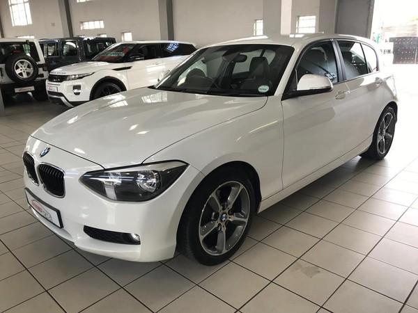 2012 BMW 1 Series 120d 5dr f20  Western Cape Wynberg_0