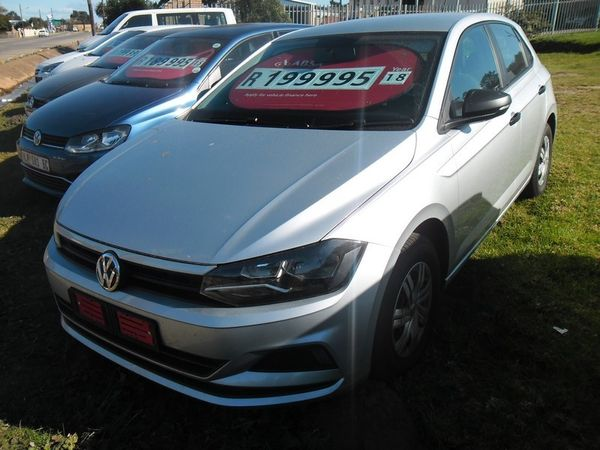 2018 Volkswagen Polo 1.0 TSI Trendline Eastern Cape Humansdorp_0