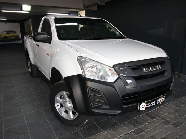 2019 Isuzu D-MAX 250C Fleetside Single Cab Bakkie Eastern Cape Port Elizabeth_0