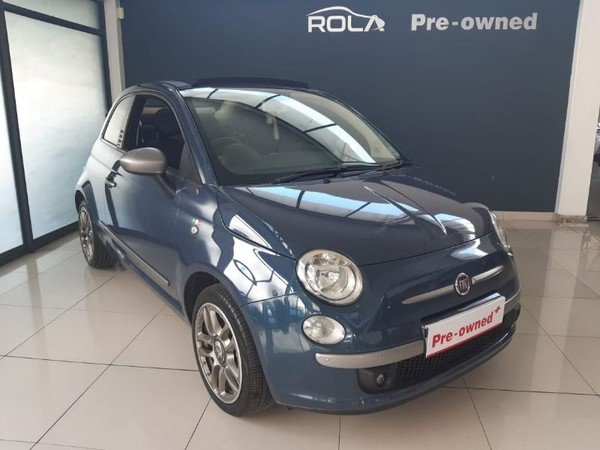 2011 Fiat 500 1.4 By Diesel Cabriolet  Western Cape Somerset West_0