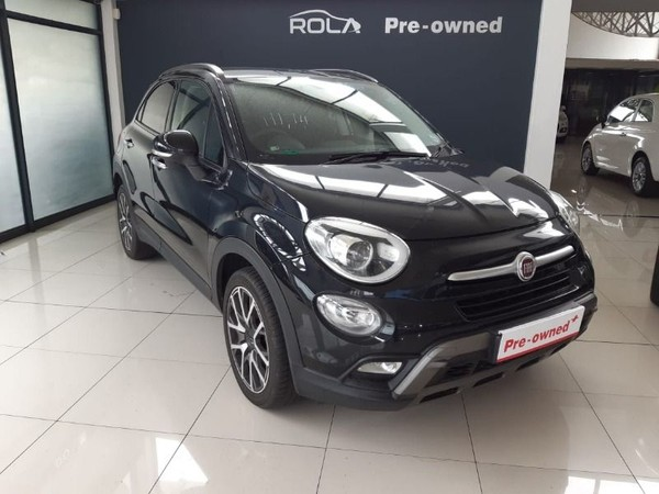 2015 Fiat 500X 1.4T Cross Pluss Western Cape Somerset West_0