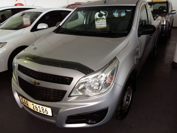 2017 Chevrolet Corsa Utility 1.8 Club Pu Sc  Western Cape Worcester_0