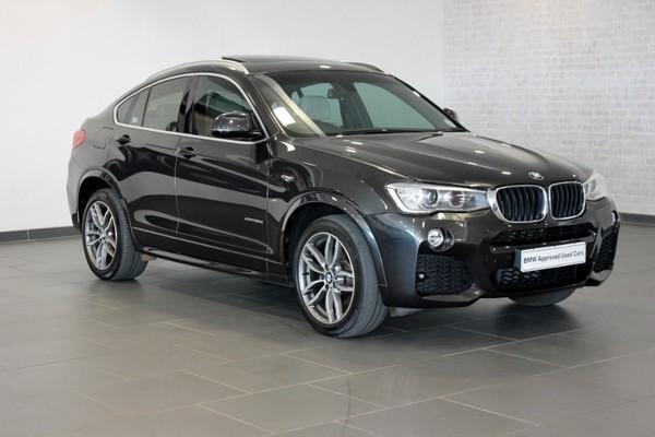 2018 BMW X4 xDRIVE20d M Sport Free State Bloemfontein_0