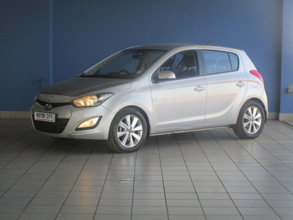 2012 Hyundai i20 1.4 Glide  Mpumalanga Middelburg_0
