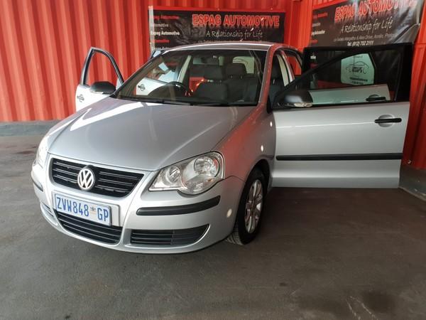 2009 Volkswagen Polo 1.4 Trendline  Gauteng Pretoria_0