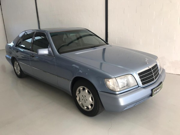 1994 Mercedes-Benz S-Class S 320 At Facelift  Western Cape Table View_0