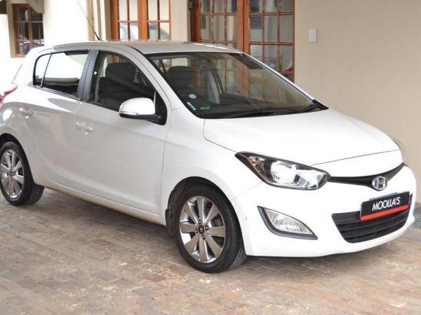 2013 Hyundai i20 1.4 Glide  Kwazulu Natal Durban_0