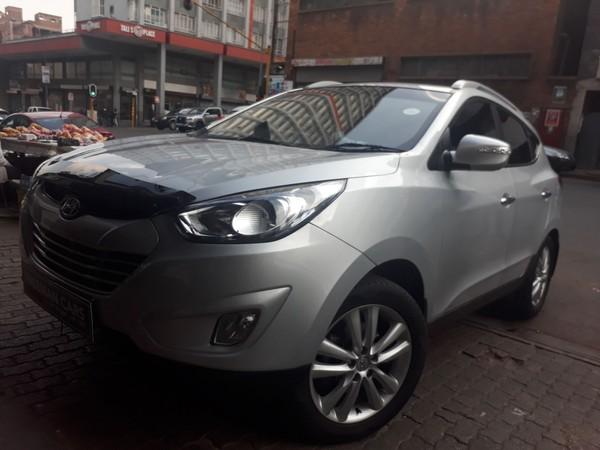2015 Hyundai iX35 2.0 Premium Gauteng Johannesburg_0