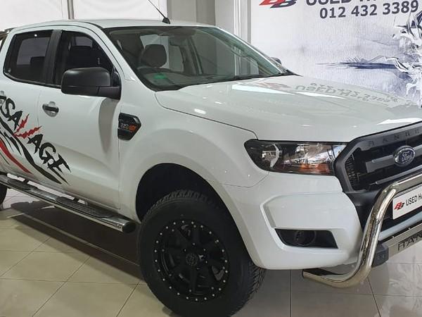 2018 Ford Ranger 2.2TDCi XL Double Cab Bakkie Gauteng Hatfield_0