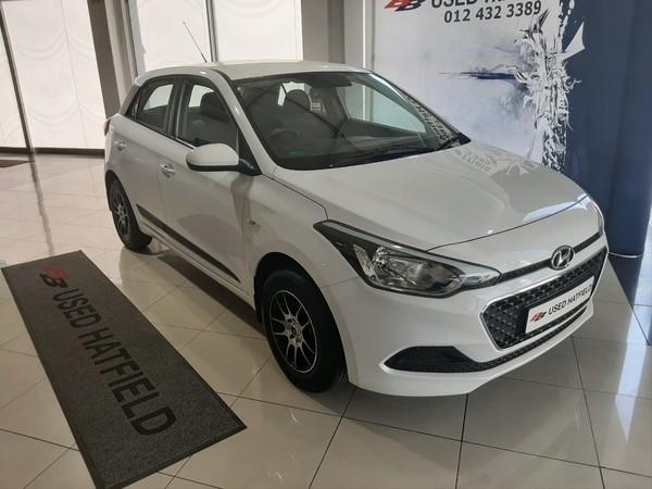 2017 Hyundai i20 1.2 Motion Gauteng Hatfield_0
