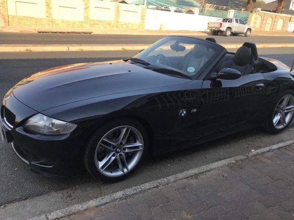 2007 BMW Z4 M Roadster e85  Gauteng Rosettenville_0