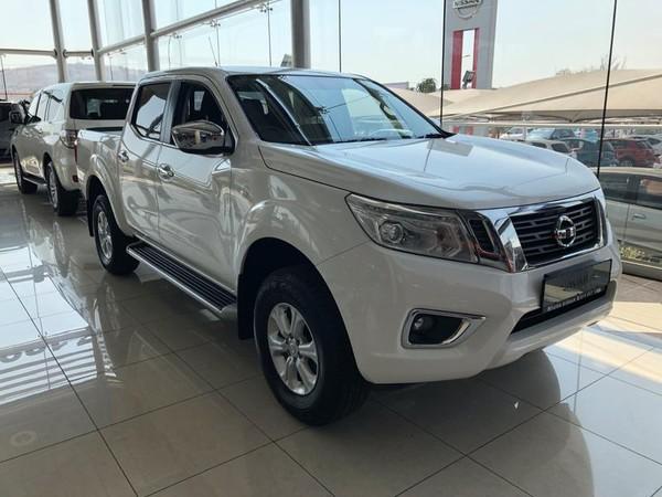 2020 Nissan Navara 2.3D SE Auto Double Cab Bakkie Gauteng Johannesburg_0