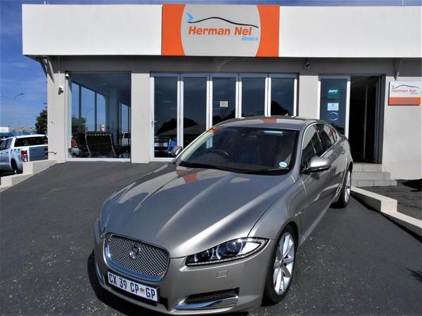 2014 Jaguar XF 2.0 I4 Premium Luxury  Gauteng Roodepoort_0