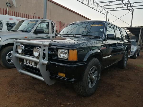 1994 Mazda B-Series B 3000 Magnum Bakkie Double cab Mpumalanga Mpumalanga_0