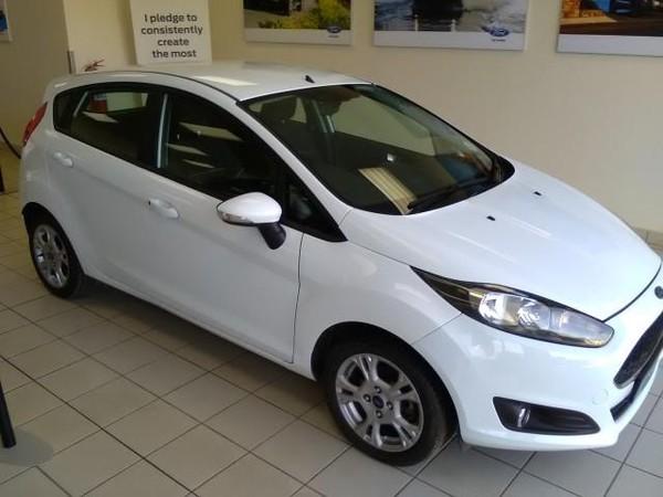 2018 Ford Fiesta 1.0 Ecoboost Trend 5dr  Western Cape Citrusdal_0