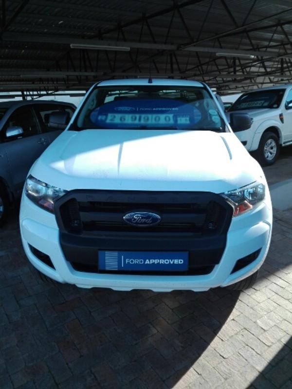 2018 Ford Ranger 2.2TDCi XL Auto Single Cab Bakkie Western Cape Citrusdal_0