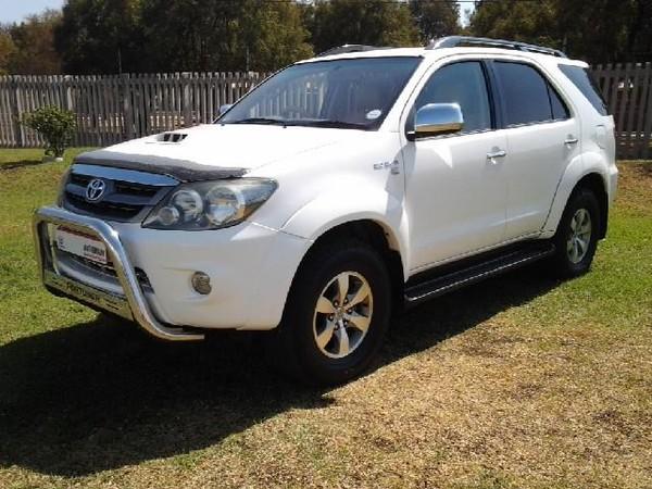 2008 Toyota Fortuner 3.0d-4d 4x4  Gauteng Nigel_0