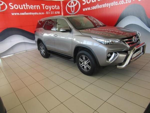 2016 Toyota Fortuner 2.8GD-6 RB Gauteng Lenasia_0