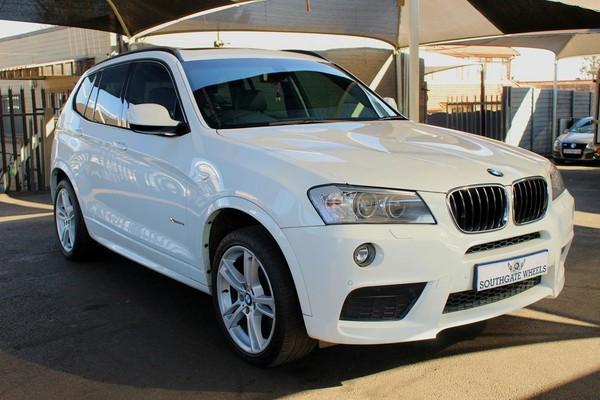 2014 BMW X3 Xdrive20i  M-sport At  Gauteng Johannesburg_0