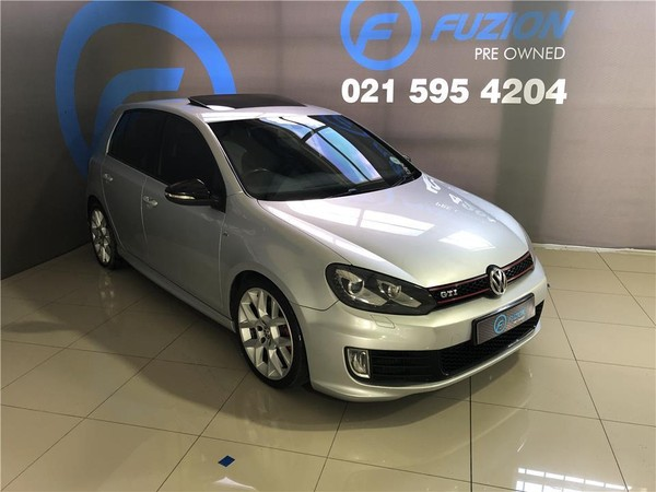 2012 Volkswagen Golf Vi Gti 2.o Tsi  Ed35  Western Cape Goodwood_0