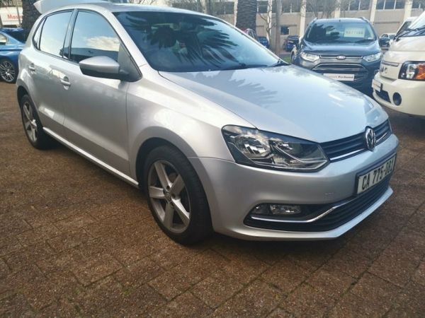 2015 Volkswagen Polo 1.2 TSI Comfortline 66KW Western Cape Claremont_0