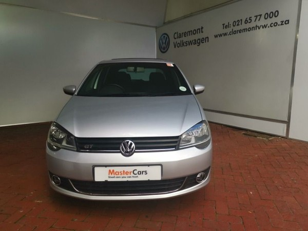 2015 Volkswagen Polo Vivo GP 1.6 GT 5-Door Western Cape Claremont_0