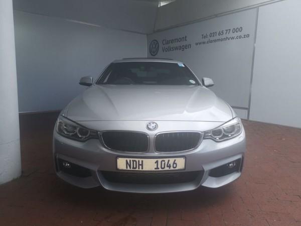 2017 BMW 4 Series 420D Coupe M Sport Auto Western Cape Claremont_0