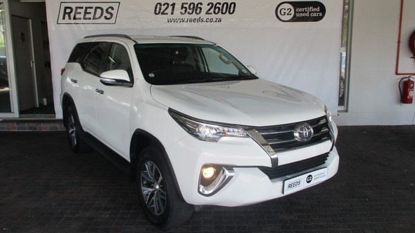 2016 Toyota Fortuner 2.8GD-6 RB Auto Western Cape Goodwood_0