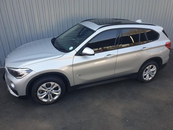 2016 BMW X1 sDRIVE20d Auto Mpumalanga Middelburg_0