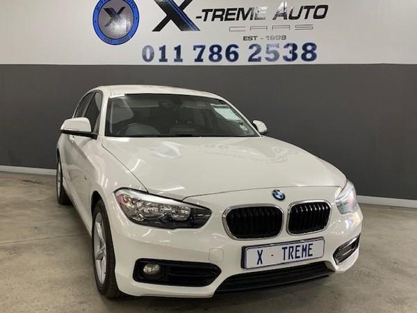 2015 BMW 1 Series 118i Sport Line 5dr At f20  Gauteng Sandton_0