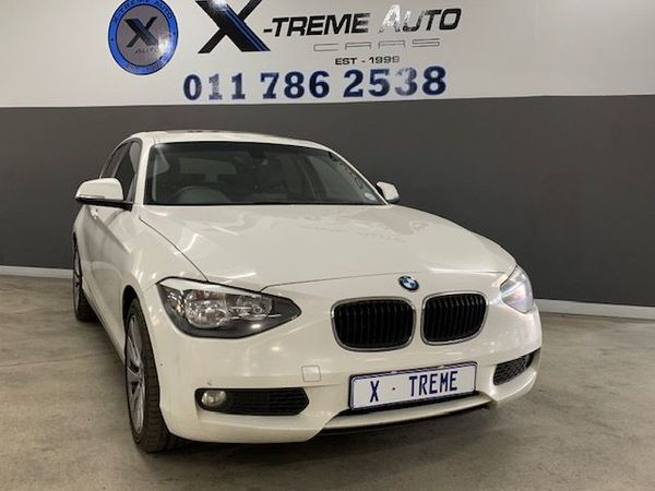 2014 BMW 1 Series 118i 5dr At f20  Gauteng Sandton_0
