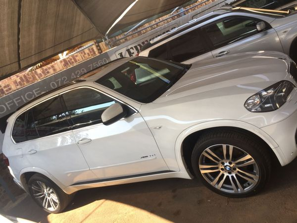 2013 BMW X5 Xdrive30d At  Gauteng Pretoria_0