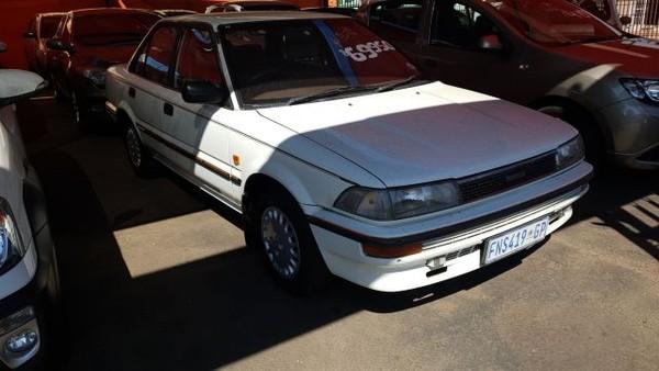 1991 Toyota Corolla 1.6 Gl  Gauteng Springs_0
