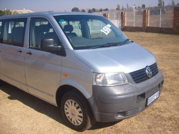 2005 Volkswagen Kombi 1.9 Tdi  Gauteng Roodepoort_0
