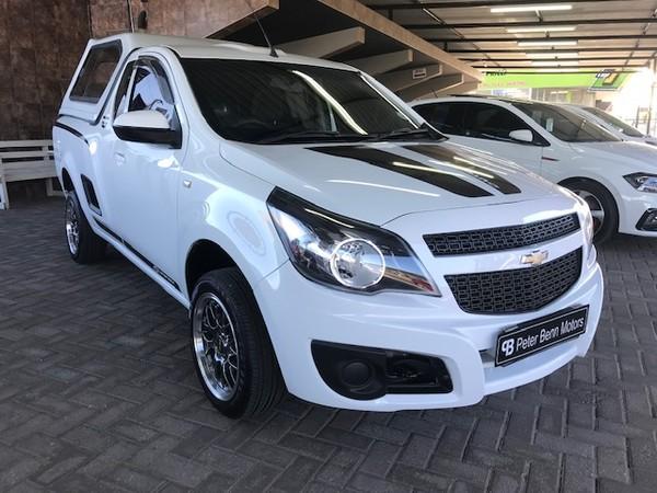 2013 Chevrolet Corsa Utility 1.4 Club Pu Sc  Eastern Cape Uitenhage_0