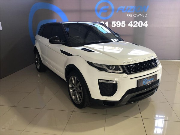 2016 Land Rover Evoque 2.0 Si4 HSE Dynamic Western Cape Goodwood_0