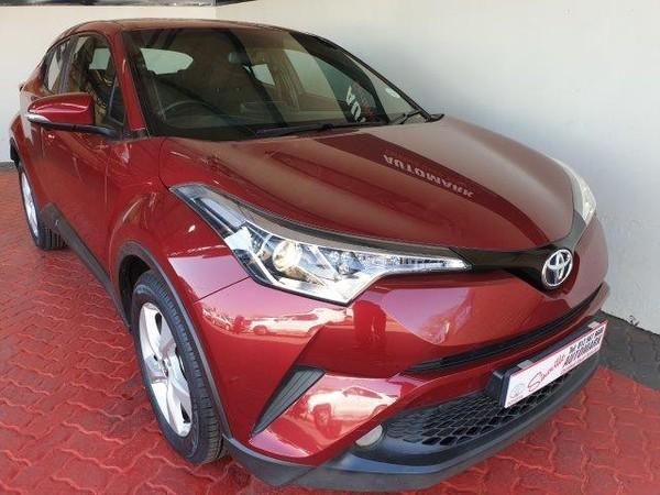 2017 Toyota C-HR 1.2T Plus CVT Gauteng Pretoria_0