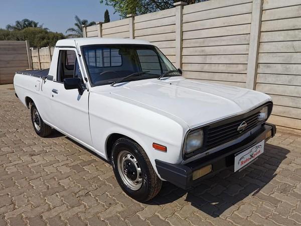 1989 Nissan 1400 Bakkie Std Pu Sc  Gauteng Centurion_0