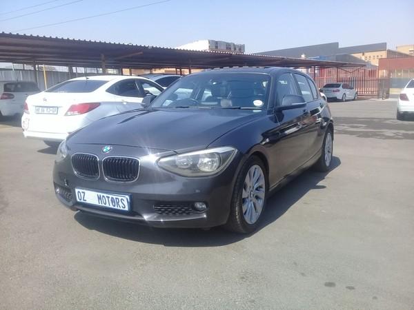2012 BMW 1 Series 120d 5dr At f20  Gauteng Sandton_0