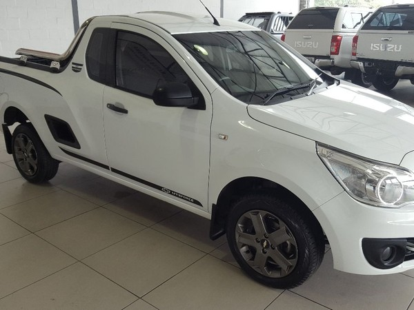 2015 Chevrolet Corsa Utility 1.4I FORCE Western Cape Bellville_0
