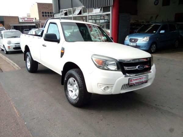2010 Ford Ranger 2.5 Td Hi-trail Xl Pu Sc  Kwazulu Natal Durban_0