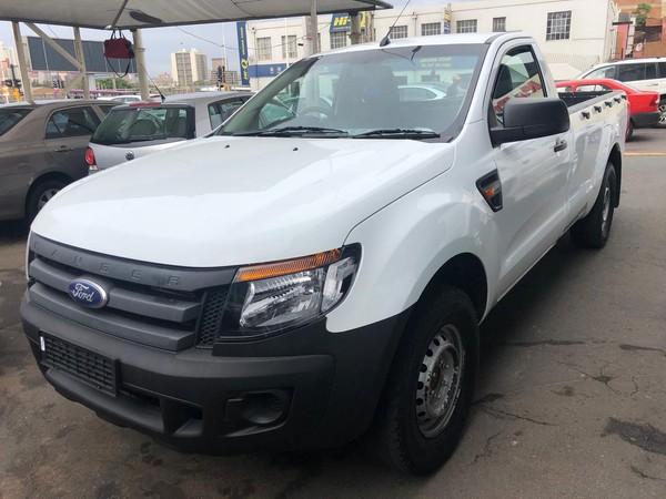 2015 Ford Ranger 2.2TDCi XL Single Cab Bakkie Kwazulu Natal Durban_0