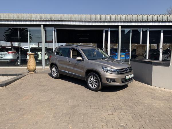 2012 Volkswagen Tiguan 2.0 Tsi  Sprt-styl 4mot Dsg  Mpumalanga Delmas_0