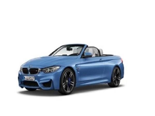 2014 BMW M4 Convertible M-DCT Gauteng Four Ways_0