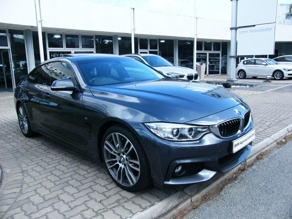 2014 BMW 4 Series 420D Gran Coupe M Sport Auto Western Cape George_0