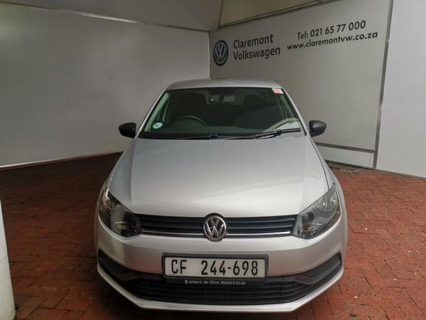 2017 Volkswagen Polo 1.2 TSI Trendline 66KW Western Cape Claremont_0