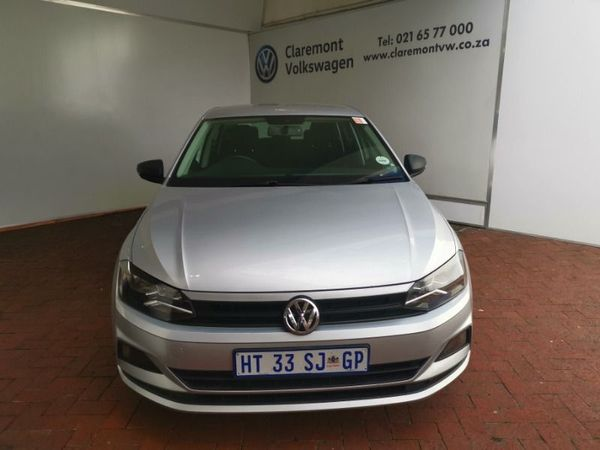 2018 Volkswagen Polo 1.0 TSI Trendline Western Cape Claremont_0