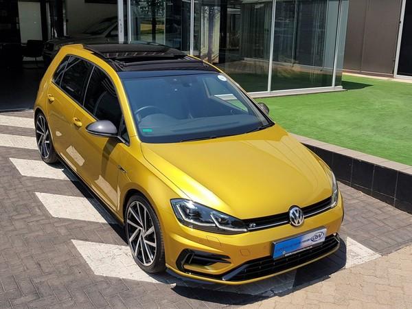 2018 Volkswagen Golf VII 2.0 TSI R DSG  Gauteng Midrand_0